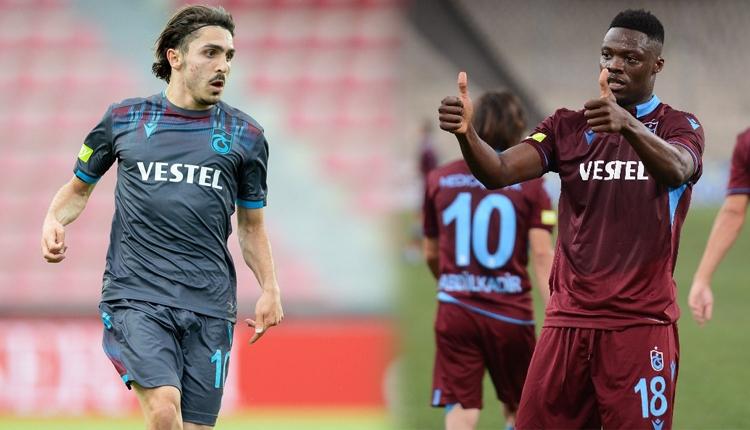 Trabzonspor'da sakatlık kabusu! Ekuban, Abdülkadir Ömür ne zaman dönecek?