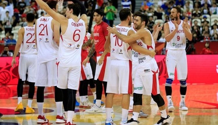 Türkiye ABD canlı şifresiz İZLE - Türkiye ABD Basketbol maçı NTV canlı yayın