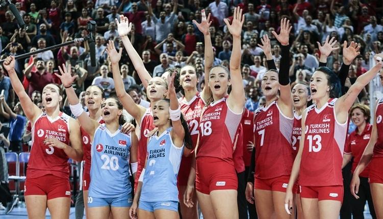 Türkiye-Sırbistan final maçı saat kaçta, hangi kanalda? (Kadınlar Voleybol Avrupa Şampiyonası finali)