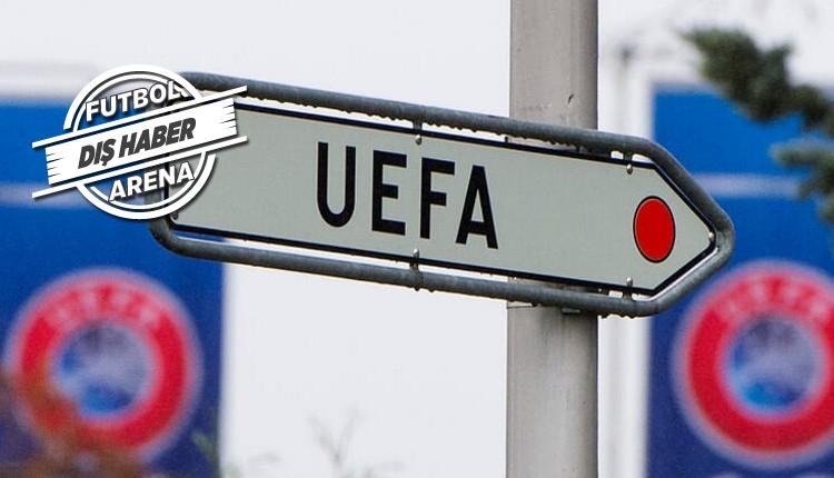 UEFA'dan detaylı transfer raporu
