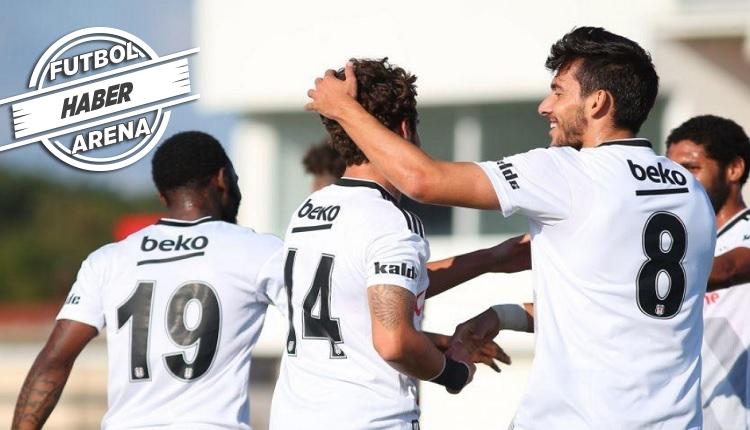 Ümraniyespor 1-3 Beşiktaş hazırlık maçı özeti ve golleri İZLE