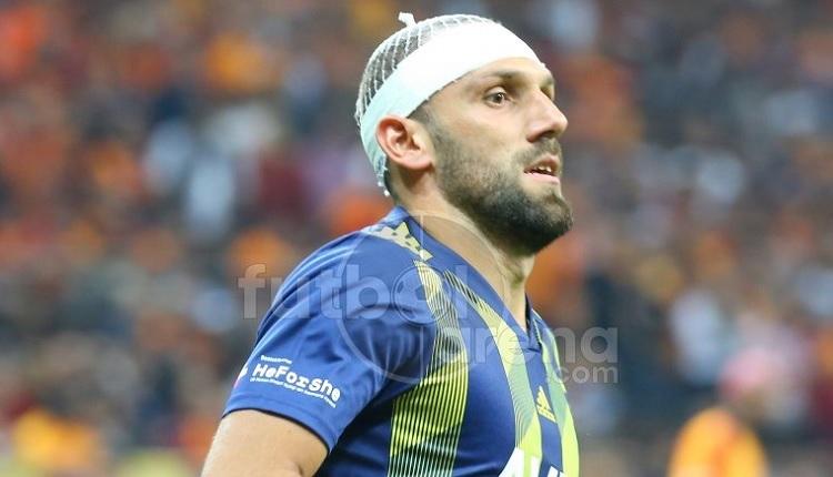 Vedat Muriqi: 'Fenerbahçe'de efsane olmak istiyorum'