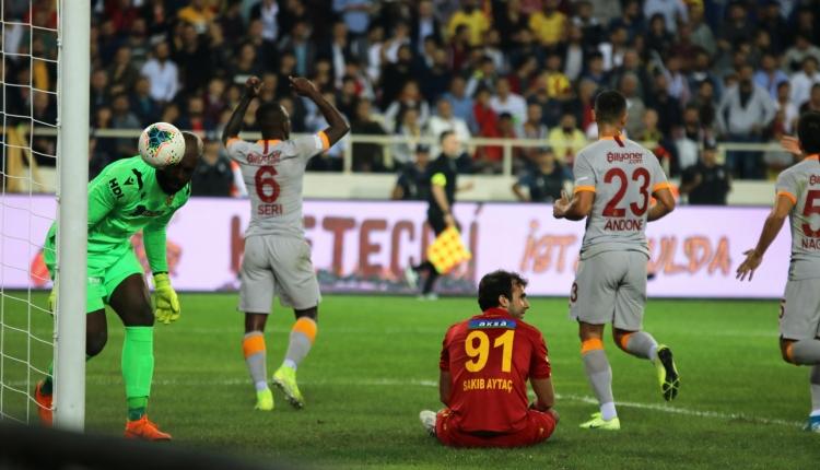 Yeni Malatyaspor 1-1 Galatasaray maç özeti ve golleri (İZLE)