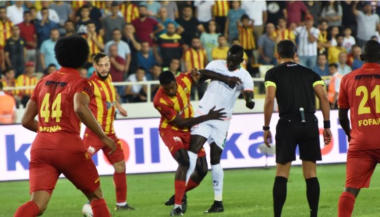 Yeni Malatyaspor 2-3 Alanyaspor maç özeti (İZLE)