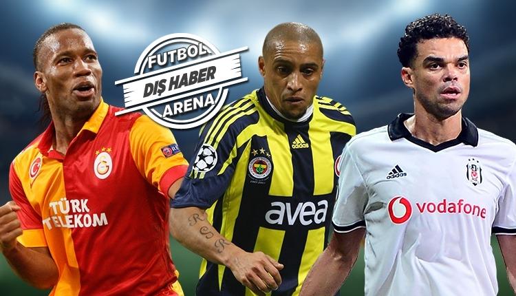En iyi 100 futbolcuyu belirlediler! Türkiye'de oynayanlar