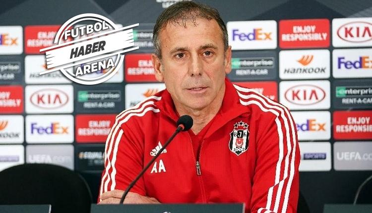 Abdullah Avcı: 'Beşiktaş'taki hayallerimden vazgeçmedim'