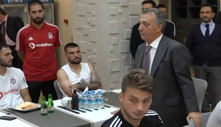 Ahmet Nur Çebi: 'Bize güvenin, sorunları çözeceğiz'