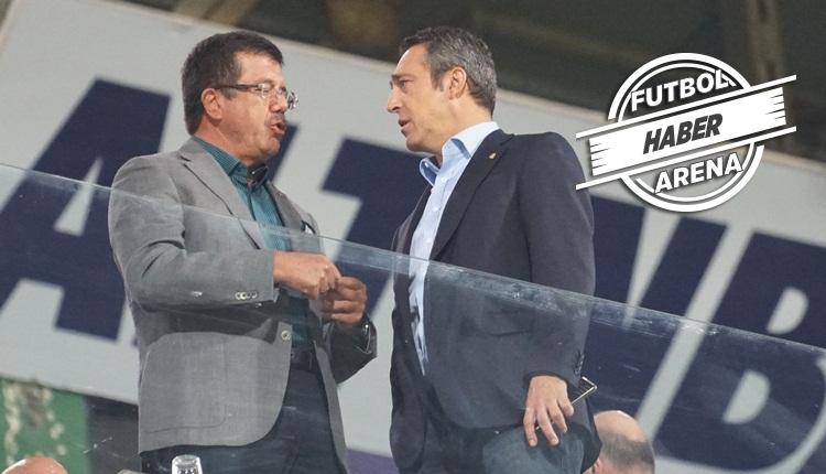 Ali Koç'tan Denizlispor maçı sonrası: 'Vites arttırmamız lazım'