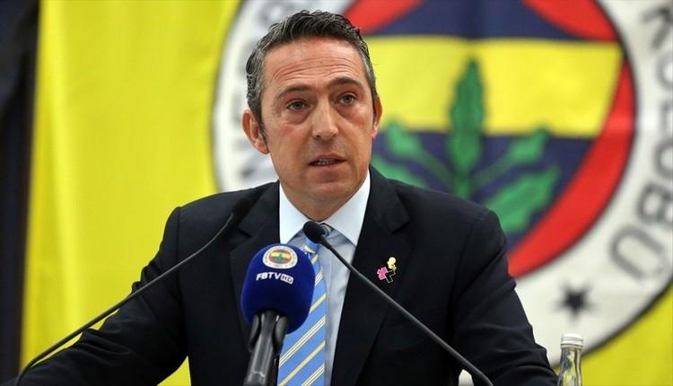 Ali Koç'tan itiraf! 'Hiçbir kulüp için kolay değil'