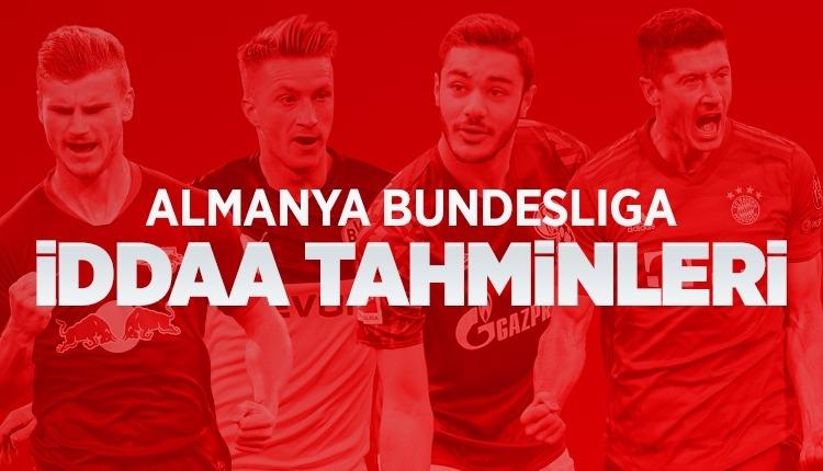 Almanya Bundesliga iddaa tahminleri (18-21 Ekim 2019)