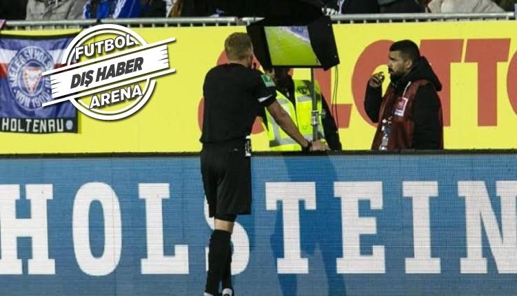 Almanya'da eşi benzeri görülmemiş penaltı kararı