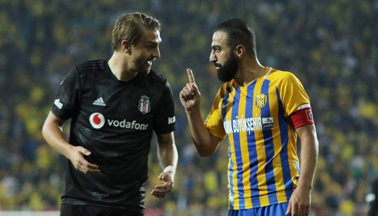 Ankaragücü 0-0 Beşiktaş, beIN Sports maç özeti (İZLE)