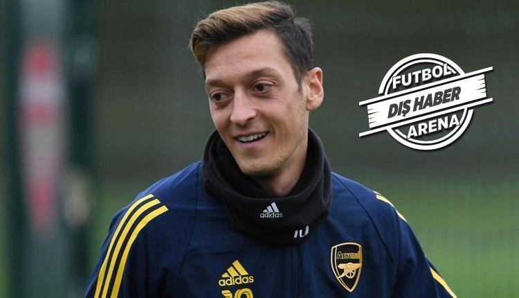 Arsenal'den Mesut Özil kararı! Maaşında indirim