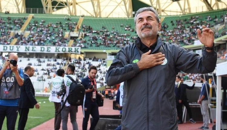 Aykut Kocaman Konyaspor'un yükseliş sırrını anlattı