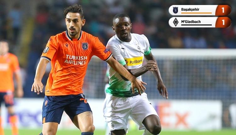 Başakşehir 1-1 M'Gladbach, beIN Sports maç özeti ve golleri (İZLE)