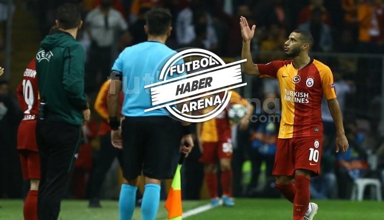 Belhanda ve Galatasaray taraftarları arasında kriz!