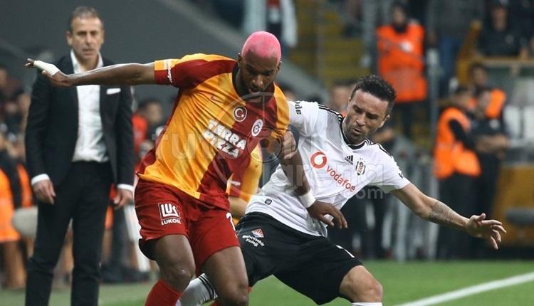 Beşiktaş 1-0 Galatasaray, beIN Sports maç özeti ve golü (İZLE)