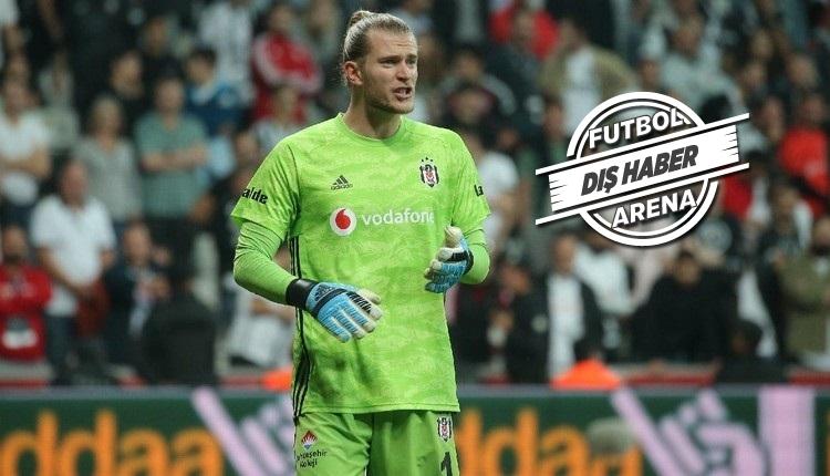 'Beşiktaş, Karius'u devre arasında Liverpool'a gönderemez'