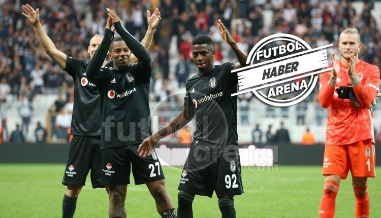 Beşiktaş, Süper Lig rekorunu egale etti! Kabustan uyandı