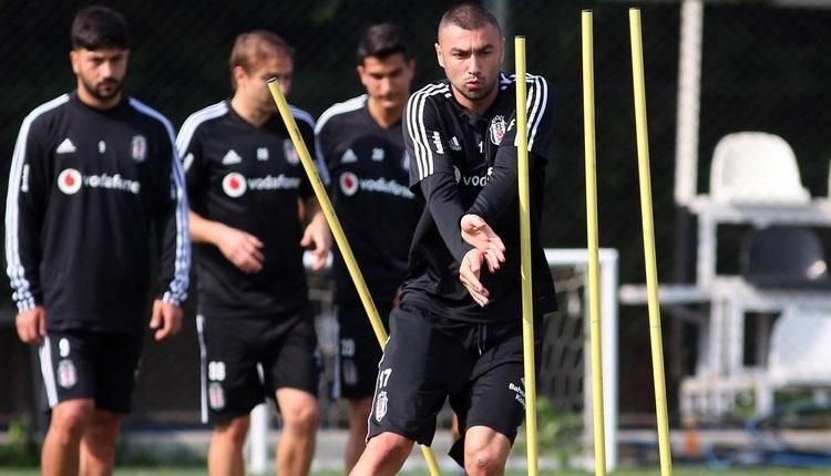 Beşiktaş'ın Ankaragücü maçı kadrosu! Tam 5 eksik