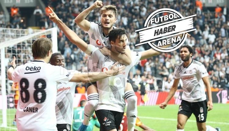 Beşiktaş'ın Vodafone Park tılsımı! Galatasaray'da kara tablo