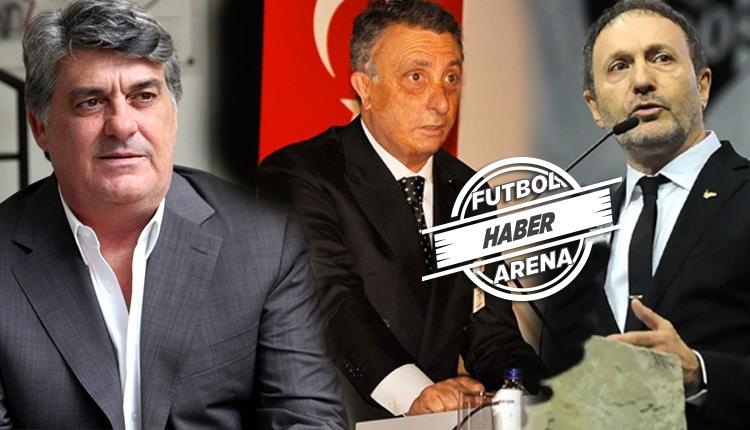Beşiktaş'ta adayların yönetim kurulu listeleri belli oldu