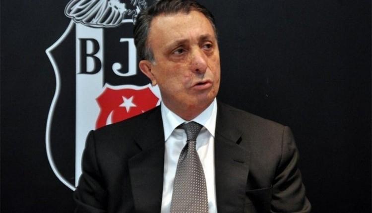 Beşiktaş'ta adaylık gelişmesi! Ahmet Nur Çebi'den resmi hamle