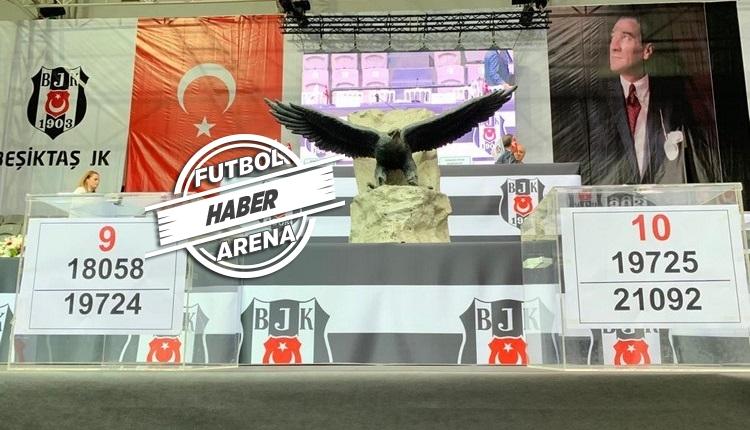 Beşiktaş'ta başkanlık seçimi - Canlı Yayın