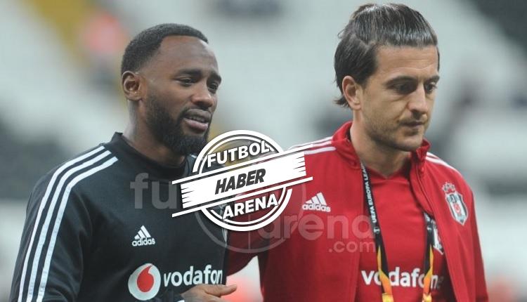 Beşiktaş'ta N'Koudou ve Diaby şoku! Kadrodan çıkarıldılar