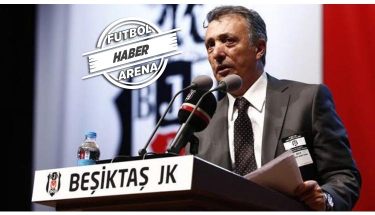 Beşiktaş'ta son dakika! Ahmet Nur Çebi ve Serdal Adalı