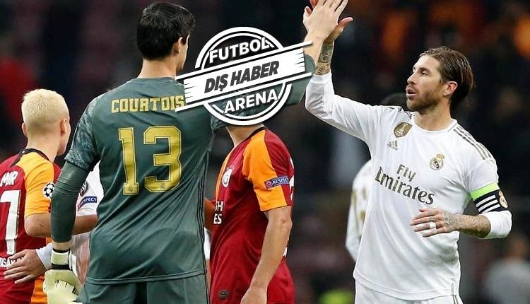 Courtois'ten Galatasaray sözleri:
