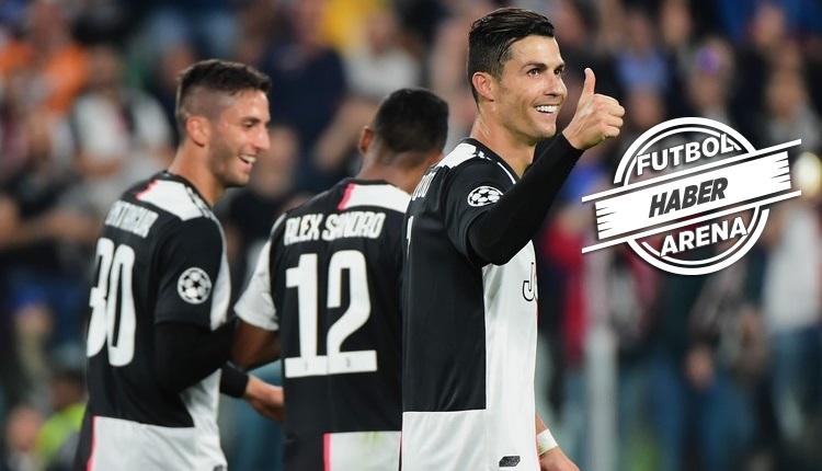 Cristiano Ronaldo'dan Şampiyonlar Ligi'ne damga vuran performans