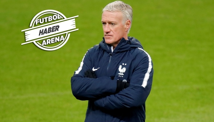 Deschamps'tan Mert Günok övgüsü: