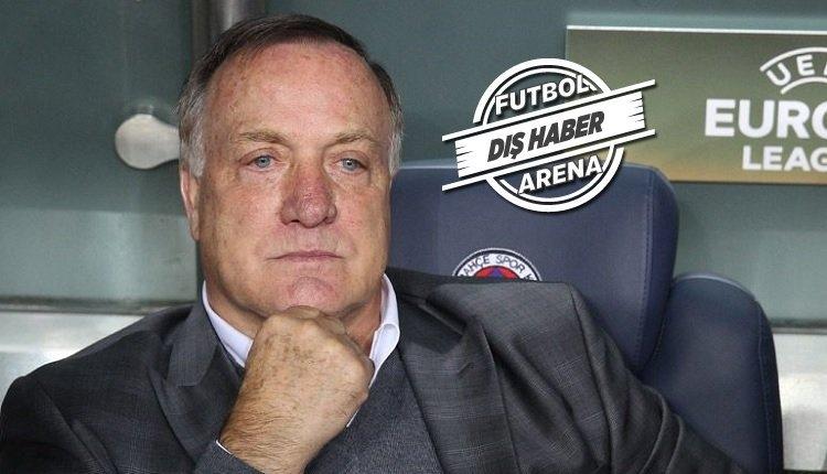 Dick Advocaat'ın yeni takımı! 'Yalan söyleyemiyorum'