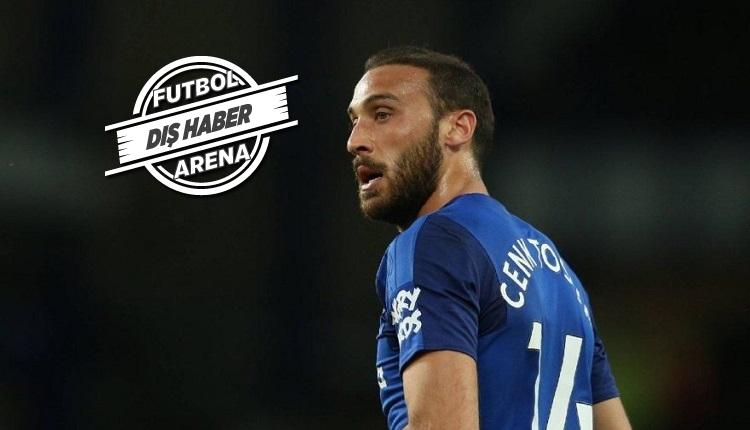 Everton'da Cenk Tosun için karar verildi
