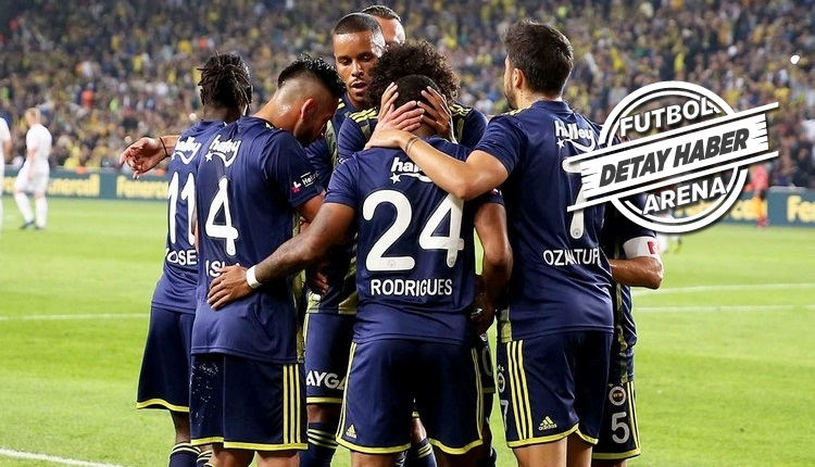 Fenerbahçe, Avrupa'da ilk 4'e girdi