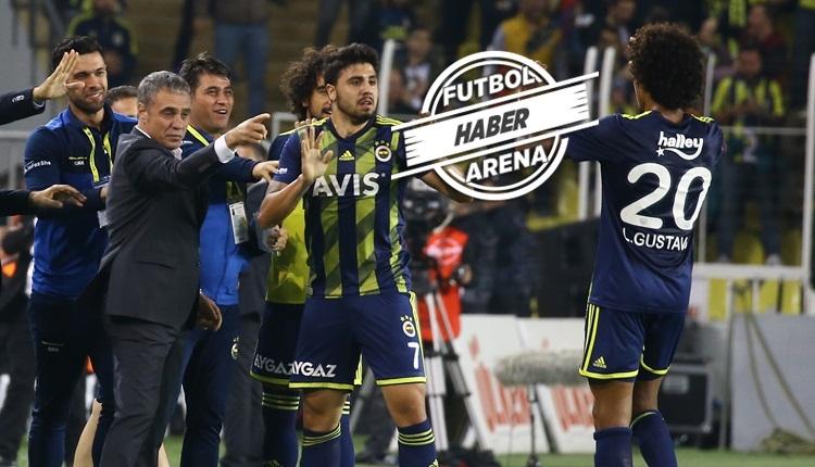 Fenerbahçe, Aykut Kocaman'a 13 yıl sonra ilki yaşattı