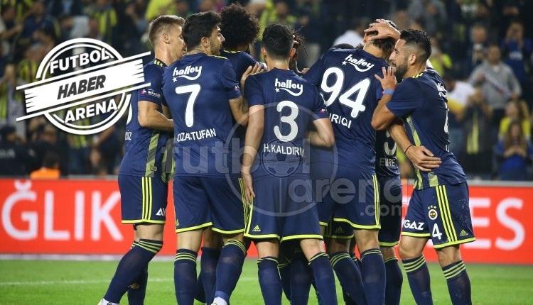 Fenerbahçe'de dikkat çeken detay! Tam 10 futbolcu