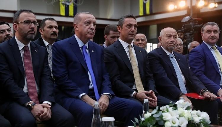 Fenerbahçe'de divan kurulu toplantısı yapıldı