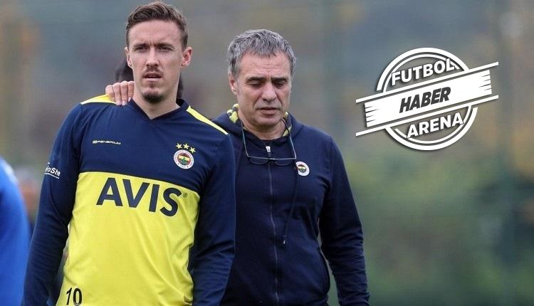 Fenerbahçe'de Max Kruse ve Dirar kadroda yok