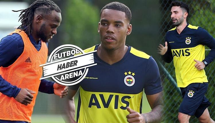 Fenerbahçe'de sakat futbolcuların son durumları
