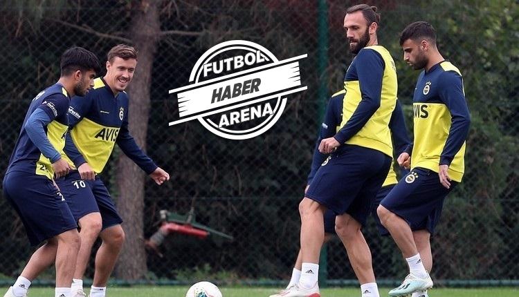Fenerbahçe'de sevindiren gelişme! Max Kruse ve Emre Belözoğlu