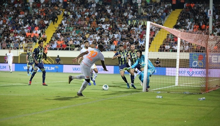 Fenerbahçe'nin Alanyaspor maçı için itirazı reddedildi