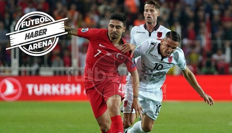 Fransa maçında 3 milli oyuncuyu izleyecekler