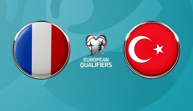Fransa Türkiye canlı izle, Fransa - Türkiye hangi kanalda? (Milli maç hangi kanalda?)