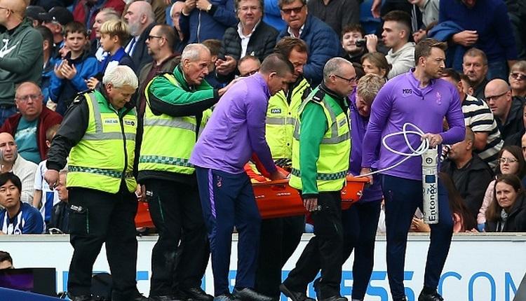 Fransa'ya Hugo Lloris şoku! Brighton maçında sakatlandı