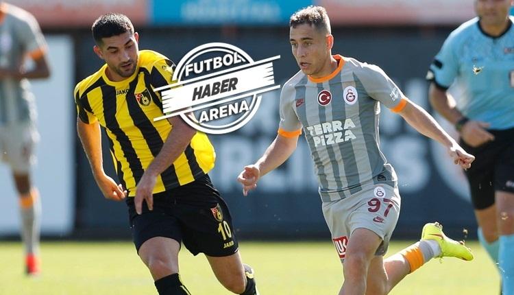 Galatasaray 3-2 İstanbulspor hazırlık maçı özeti ve golleri (İZLE)