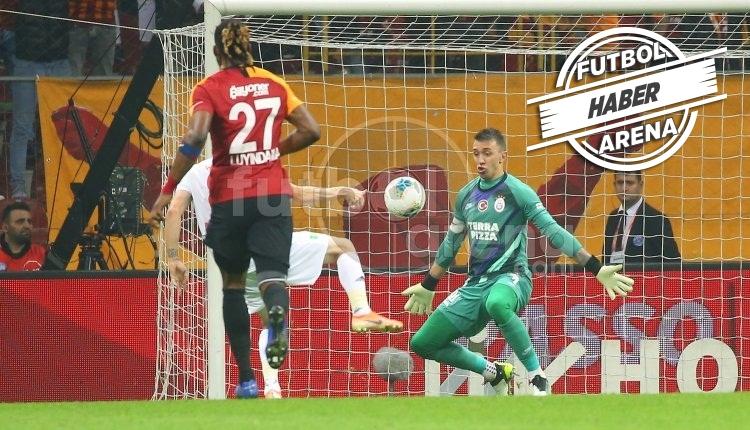Galatasaray bu sezon böylesini ilk kez yaşadı