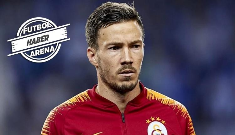 Galatasaray, Martin Linnes'in menajeriyle görüştü