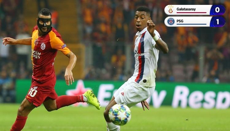 Galatasaray, PSG engelini geçemedi (İZLE)